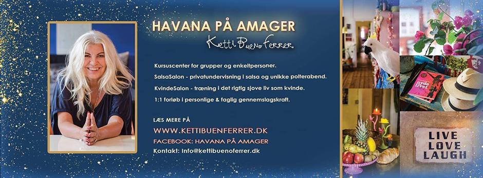 Ketti Bueno Ferrer - Havana på Amager